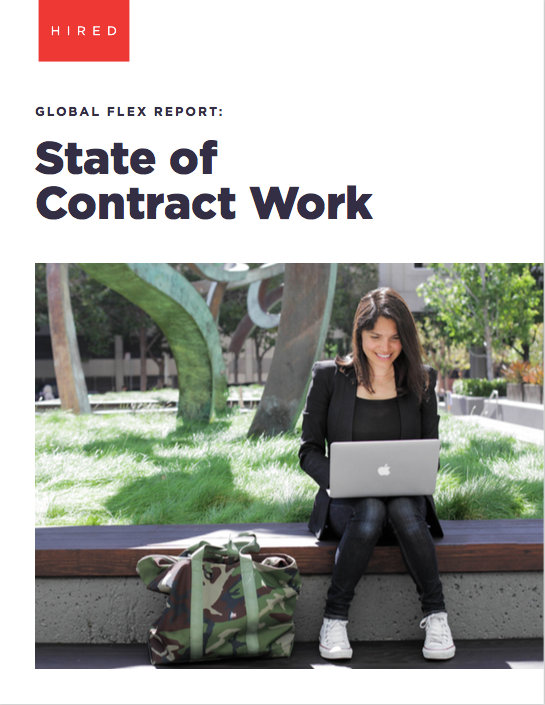 Global Flex Report: State of Contract Work 2017 Thumbnail